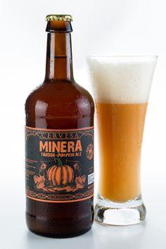 Cervesa Artesana Minera - Minera Tardor - Pumpkin Ale