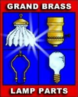 Grand Brass Lamp Parts and Lighting Parts GREAT online resource for all thing lamp building!!