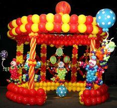 The Very Best Balloon Blog: Sue's