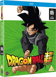 Dragon Ball Super Part 5 (Episodes Blu-ray Dragon Super, Amazon Dvd, Dvd Blu Ray, Xmas Presents, Dragon Ball, Manga, Anime, Xmas Gifts, Christmas Presents