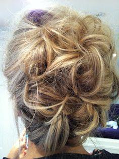 Bridal Hair-HB's wedding