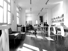 Shared Office Space In Fitzroy