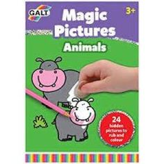 The Galt Magic Picture Pad - Animals is a fun creative activity. Travel Activities, Creative Activities, Hidden Pictures, Face Stickers, Animal Magic, Activity Toys, Farm Yard, Zoo Animals, New Toys