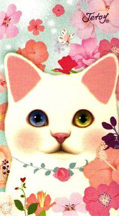 Jetoy Kittenz - Romantic Card 023
