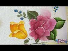 Pintura en Tela *Textile Paint* Manteles Individuales - Pintura Facil Para Ti