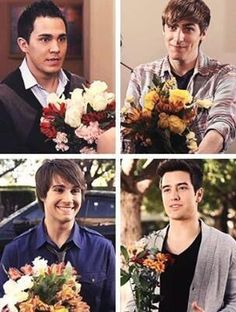 I bet these flower is taken from a pot in the Palmwoods lobby. =))))