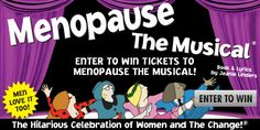 """Enter to win two tickets to """"Menopause The Musical."""" #sandiego #contests"""