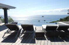 Villa Vague Bleue St Barts - 3 bedroom luxury villa to rent in Lurin, St Barts