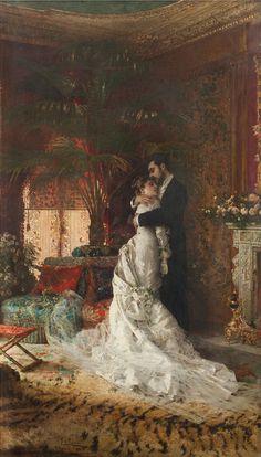 Victorian Paintings, Renaissance Paintings, Romantic Paintings, Beautiful Paintings, Aesthetic Painting, Aesthetic Art, National Gallery Of Ireland, Rennaissance Art, Classical Art