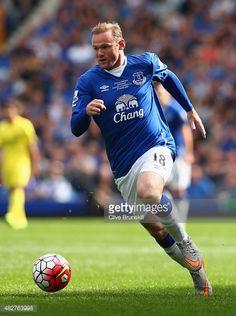 Wayne Rooney Everton Tattoo Everton FC Logo...