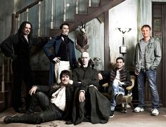 What We Do in the Shadows  A Horror Mockumentary Film About Dysfunctional Vampire Roommates. Just hilarious!
