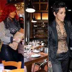 Restaurantes donde toparse con famosos en Nueva York