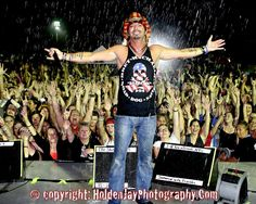 Check Out this #Awesome Photo of #Rocker and #RealityStar Bret Michaels Soaking Up his Fans' #Love for Him, along with the #Rain in Massapequa Long Island!!!:)   #Photographer Holden Leeds is the only Dude who knows how to Capture #BretMichaels in All his Glory!:)   #Luv It!:)   #Rock On Holden!:) Keep Up Your Amazing Work on the East Coast!:)   #BMB #LongIsland #NY #NYC #Massapequa #Concert #Tour #RockAndRoll #Music #MusicNews #Entertainment #EntertainmentNews