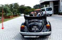 #vintage #car #vw #beetle #sintra #tour #friends