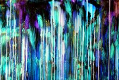 The Emotional Creation #95, 90 x 60 cm - 36 x 24 in - Full-frontal image, unframed