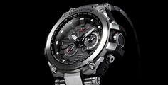 De  MT-G-collectie: voor mannen die het prestige van een exclusief horloge  waarderen en de robuustheid van een G-SHOCK niet willen missen. Nu bekijken!