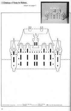 киригами архитектура схемы - Поиск в Google