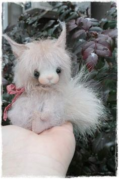 Squirrel Bun by Sadovskaya Tatiana