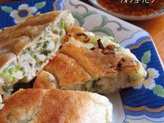 節約レシピ【葱油餅】失敗無いよ♪の画像