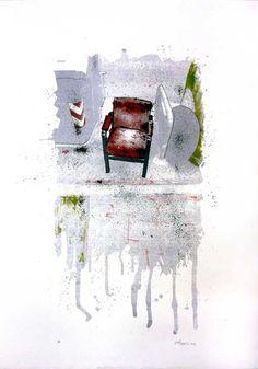 Vincenzo Todaro Grafiche Piziarte Arte Contemporanea Sweet Home 28