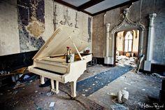 Château Pianiste par Matthieu Pegard