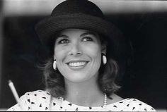 Caroline de Monaco.