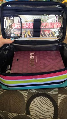 Glamour Case is great for storing the Jamberry mini heater!   www.mythirtyone.com