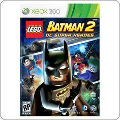 Xbox 360 Lego Batman 2 DC Super Heroes R$159.90