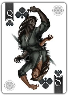 Werewolf Bicycle® Playing Cards! Lenticular Lens Motion Tuck by Scott King — Kickstarter