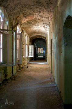 Sanatorium, Beelitz-Heilstätten