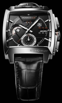 Tag Heuer Monaco - I love this style of watch