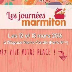 Avis à tous les parisiens et aux autres, je serai sur le stand de La Villageoise samedi 12 et dimanche 13 mars dans le cadre des journées Marmiton à Paris (8ème) . Je serai ravie de vous y accueillir 😀  #jm2016 #marmiton #journéemarmiton #journeemarmiton Marie, Periodic Table, Signs, Instagram, Parisians, Sunday, Frames, Kitchens, Periodic Table Chart