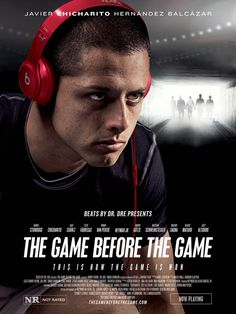 Epic Beats Commercial for the World Cup is Packed with Superstars and Even Movie Posters (Video) - [Javier Chicharito Hernandez Balcazar]