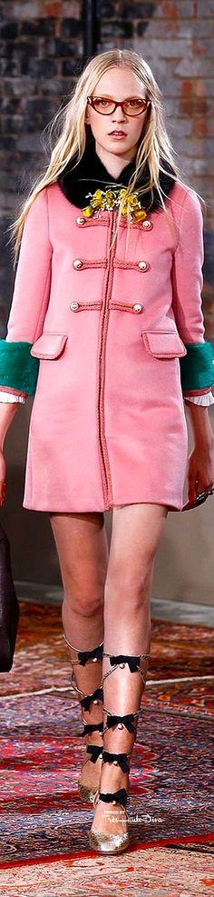 Gucci Resort 2016 ♔ Très Haute Diva