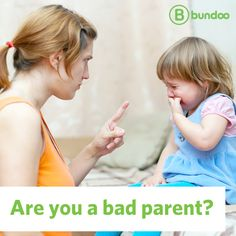We're all human, and we all make mistakes. But some mistakes and behaviors have longer-term repercussions than others on your child.   #bundoosweeps