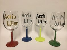 This accio wine set makes the perfect gift for Harry Potter fans.