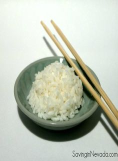 Rice is a great food to use in all sorts of healthy recipes. Never under or over cook your rice again with these great tips for cooking rice.