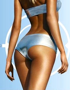 Yes, you can wear shorts again!! Derms share the secrets to treat cellulite at-home! http://ow.ly/aFseR