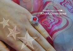 Ring flower Martha Mens Womens Gifts Mother Gift Girl