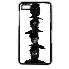 5 Seconds Of Summer Quotes TATUM-108 Blackberry Phonecase Cover For Blackberry Q10, Blackberry Z10