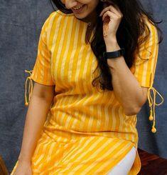 Salwar Designs, Silk Kurti Designs, Simple Kurta Designs, Fancy Blouse Designs, Kurta Designs Women, Kurti Designs Party Wear, Salwar Suit Neck Designs, Kurti Sleeves Design, Kurta Neck Design