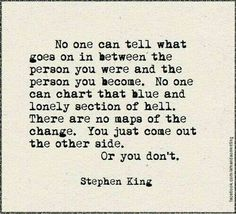 Love Stephen King