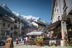 We spend our first night in delightfully charming Chamonix, site of the first Winter Olympics in 1924. This famous resort town is the perfect starting point for our majestic trek.
