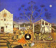 Joan Miró: La masía (1921-'22)