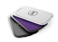 new Qi wireless charging pad