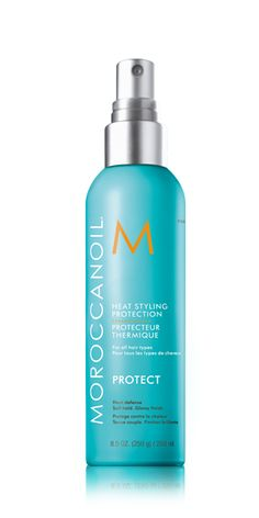 Heat styling protection - Products | Moroccanoil