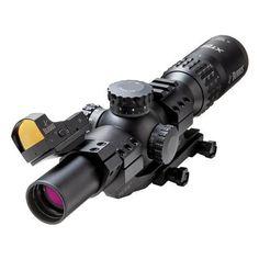 XTR II Scope - 1-5x24mm, Illuminated, Fast Fire 3, PEPR, TMnt, Matte
