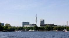 Blick auf Hamburg, Fernsehturm