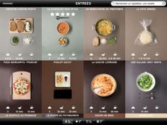 Hachette / cuisine app