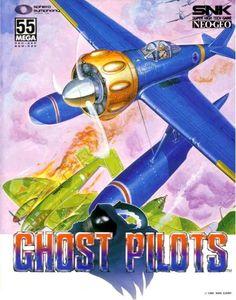 Ghost Pilots Neo Geo SNK